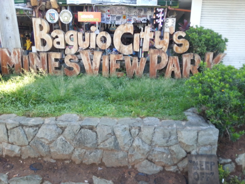 Mines View Park is a popular tourist spot that boasts of the best view of the Benguet mountain ranges.